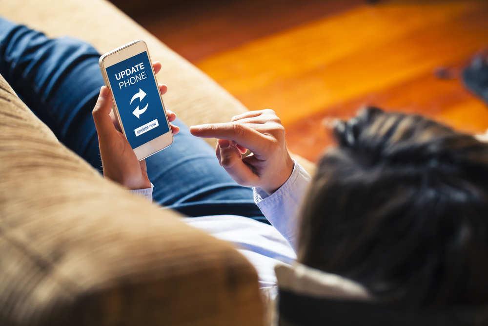 El negocio de las actualizaciones móviles