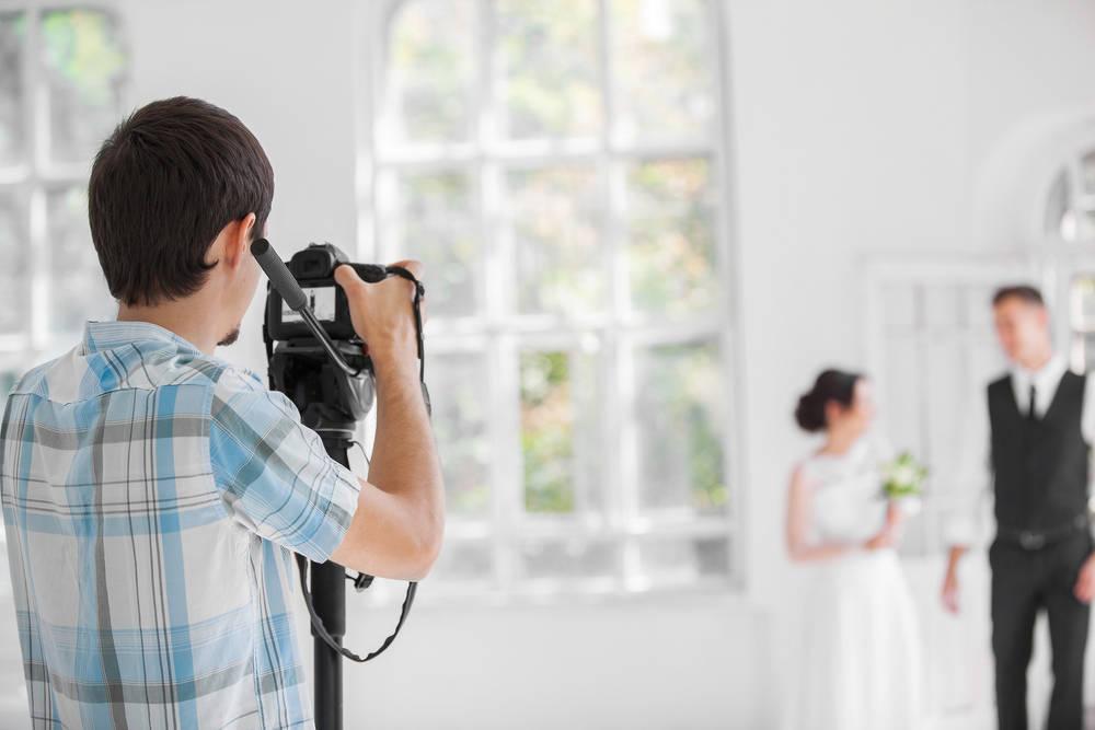 Evolución del reportaje fotográfico de boda