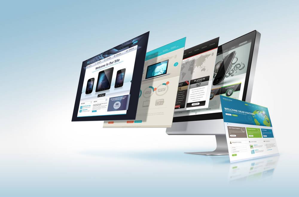 Las características de las nuevas tendencias del diseño web