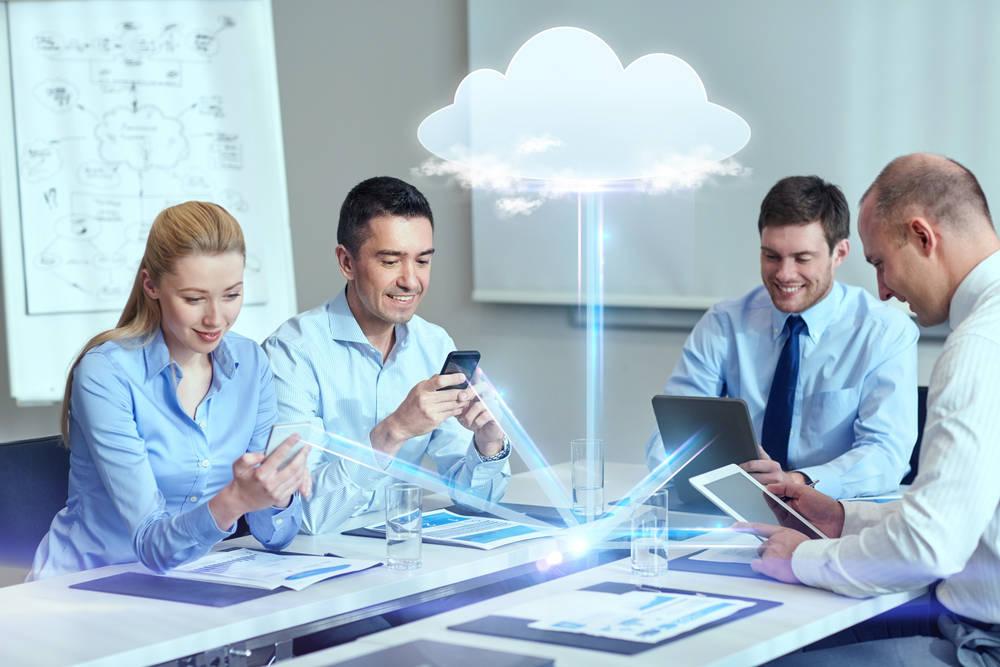 El cloud computing como solución empresarial