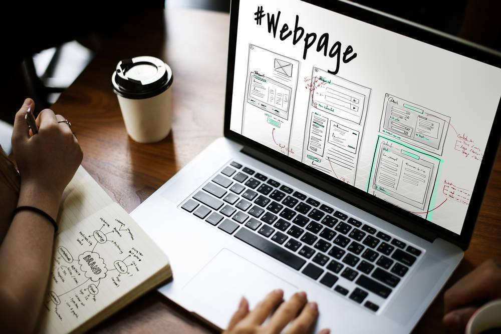 Páginas web: una rutina en las grandes empresas y un propósito en las pequeñas