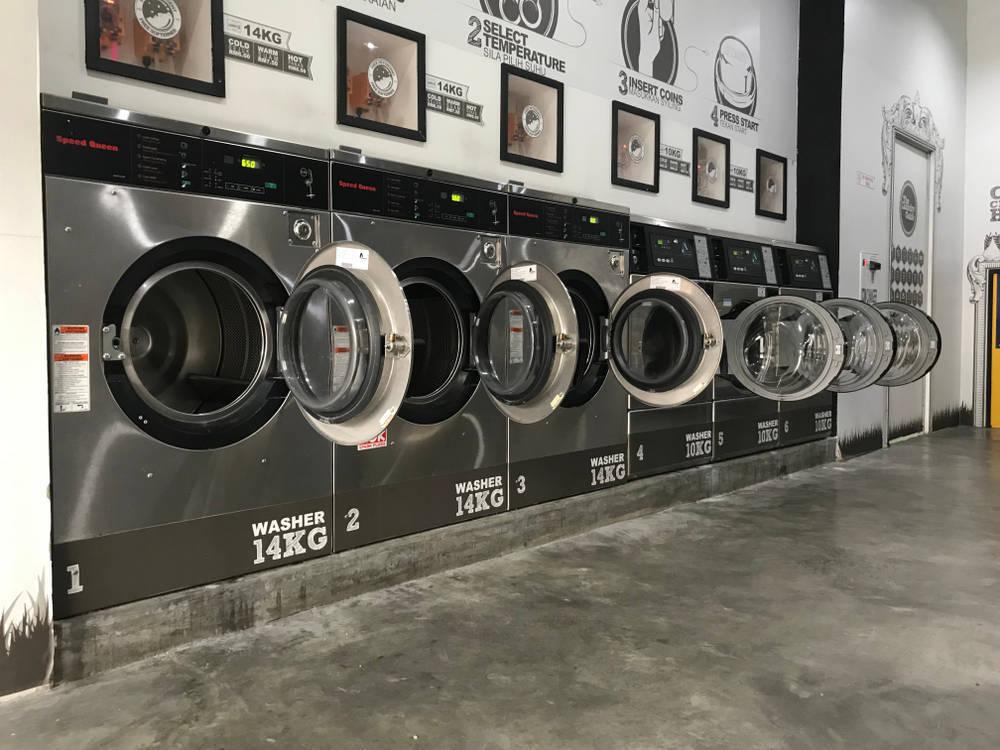 La tecnología avanza en el sector de la lavandería